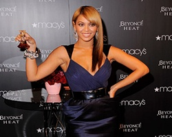 Beyonce Hits #1 In Japan, Set For 'Cadillac Records'