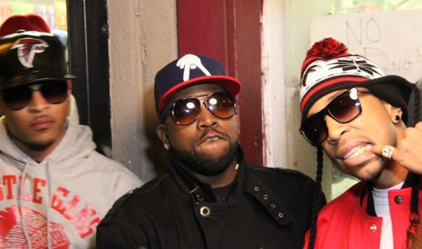 Big Boi – In The A Feat. Ludacris and T.I.
