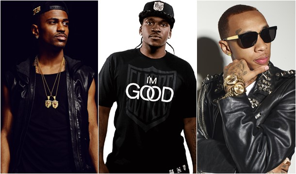 GOOD DEEDS: Big Sean And Pusha T Give Gifts, Tyga Supports Kidney Patient