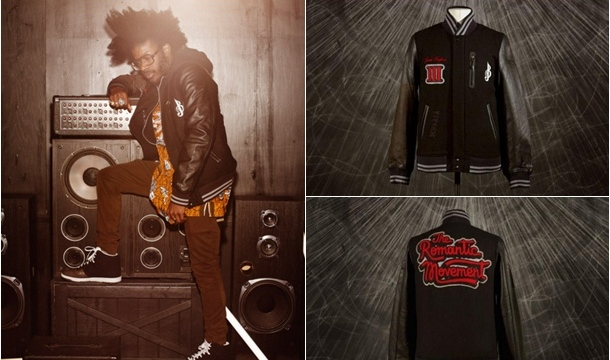 Jesse Boykins III & Nike Connect To Cook Up A Fresh Jacket