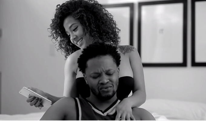 """BJ the Chicago Kid """"Chills"""" With His Girl In 'D'Angelo Tribute' Video"""