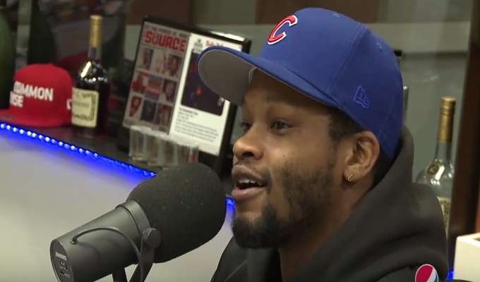 BJ The Chicago Kid Stops By The Breakfast Club (Video)