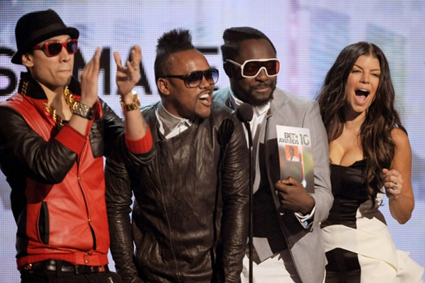 "The Black Eyed Peas Gives ""(I've Had) The Time of My Life"" New Life"