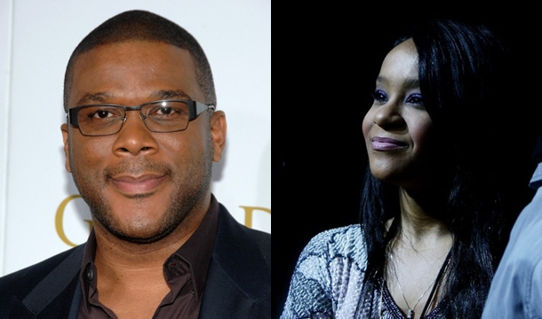 Tyler Perry Defends Bobbi Kristina, Says She Did A Great Job