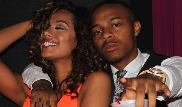 Bow & Erica? Shad Moss and Erica Mena Engaged!