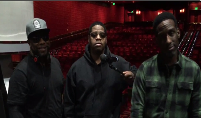 Boyz II Men Announce Role In Upcoming TV Musical 'Grease: Live'