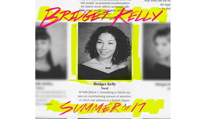 Bridget Kelly – Summer of '17 (EP Snippets)