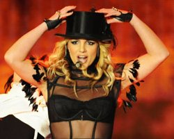 Britney Spears 'Smothered' ?, Plus Watch New 'Circus' Promo Video