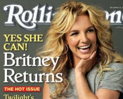"Updated: Britney Spears Covers Rolling Stone, Previews ""Circus"" Album"