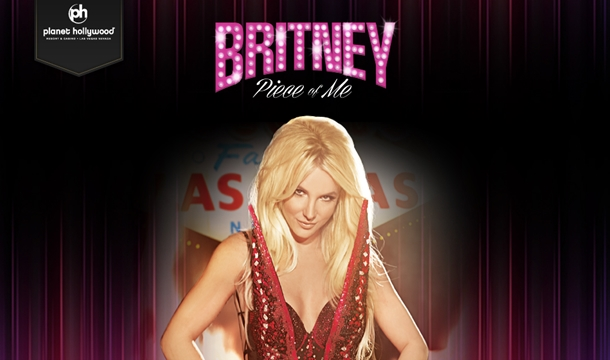 Britney Spears Reveals First Set of 'Piece of Me' Las Vegas Dates