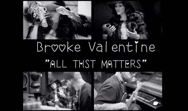 Brooke Valentine – All That Matters (Justin Bieber Cover/Remix)