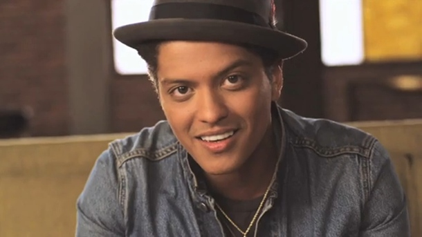 Video Watch: Bruno Mars' 'Just the Way You Are'