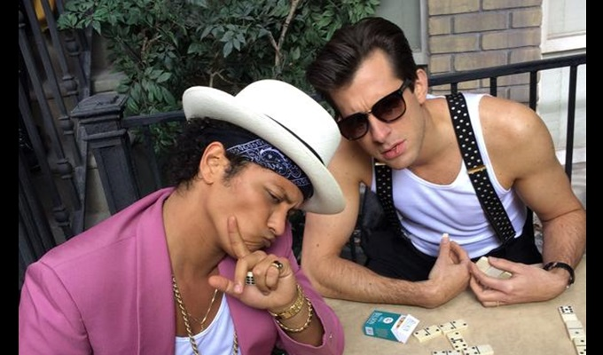 Bruno Mars & Mark Ronson Face Copyright Infringement Suit From 80s Funk Band Collage Over 'Uptown Funk' Similarities