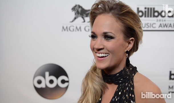 Carrie Underwood Talks New Album, To Debut New Song 'Keep Us Safe'