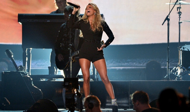 Carrie Underwood To Headline New iHeartRadio Country Festival