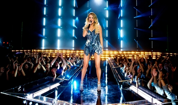 Carrie Underwood To Receive Major Premiere For Sunday Night Football Theme