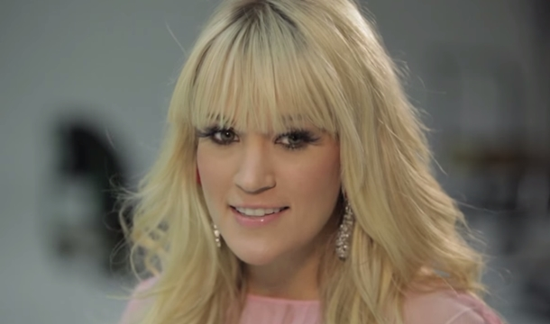 Carrie Underwood Set For CMA Country Christmas