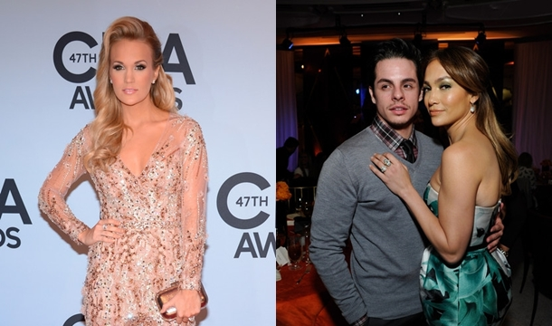 Carrie Underwood, Lopez Join Lady Gaga on Forbes' Top Earning Women in 2013 List
