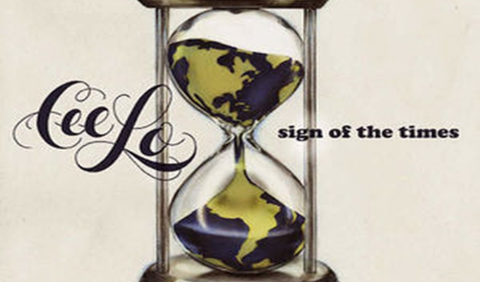 Cee-Lo Green – Sign Of The Times