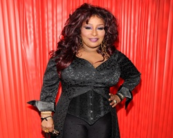 Chaka Khan Unites Girls With European Tour