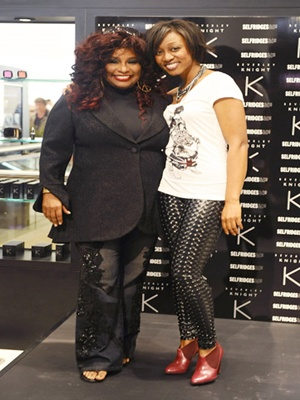 Here Come The Girls: Chaka Khan, Williams, more