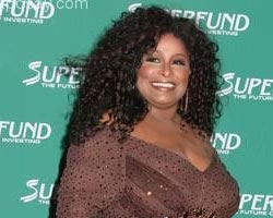 Chaka Khan says 'Give Whitney Some Time'