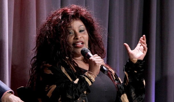 Chaka Khan Disgusted With Clive Davis Over Grammy Party