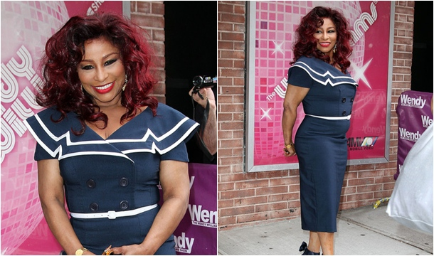 Chaka Khan to Launch Fragrance Line, Dishes about Multiple Projects