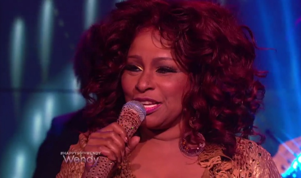 "Chaka Khan Performs ""I'm Every Woman"" For Wendy Williams' Birthday (Video)"