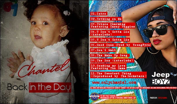 Chantel – Back in the Day