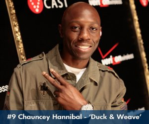SOUL RECKLESS 08: Chauncey Hannibal 'Charged'