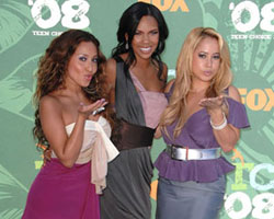 Disney's Cheetah Girls Reveal 2008 Tour Dates