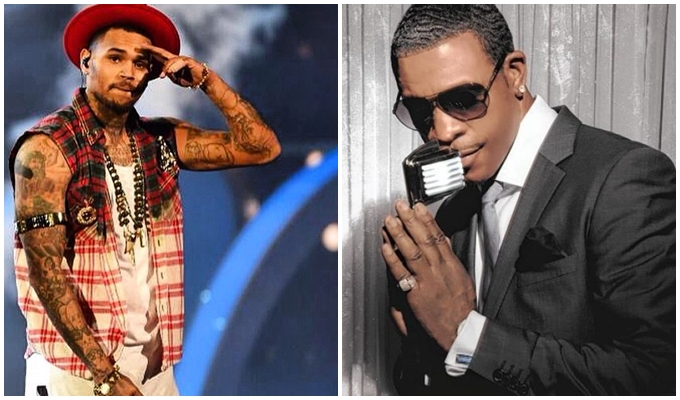 Old & New School Love! Chris Brown & Keith Sweat Collab On 'Who's
