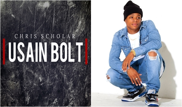 Chris Scholar Is Bout That Fast Life in New Single/Video 'Usain Bolt'
