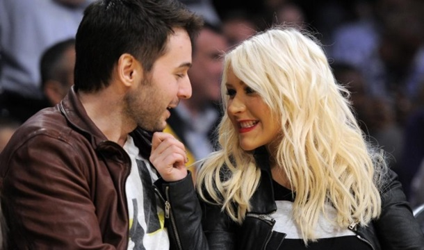 Christina Aguilera and Fiance Welcome First Child Together