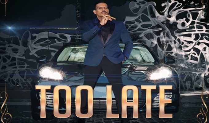 R&B Veteran Christopher Williams Drops New Single 'Too Late'