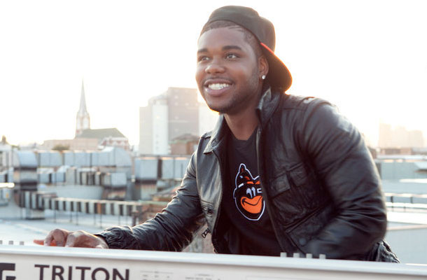CJ Hilton Plays Double Duty: Releasing Debut & Working on Mario, Usher Projects