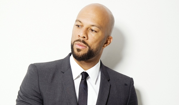 """Common freestyling on the """"Sway In The Morning Show"""" off the dome!"""