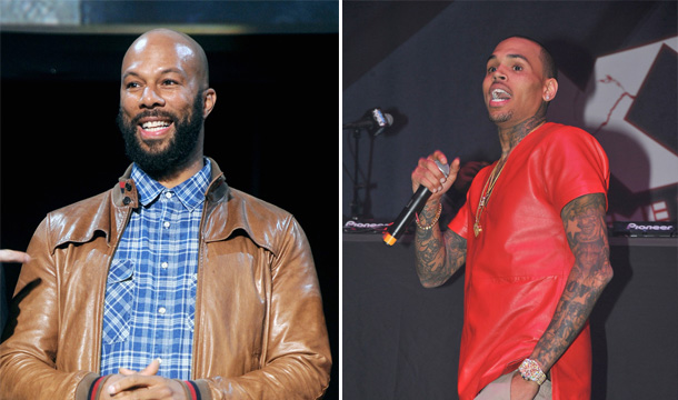 Common – Fine China (Remix) ft. Chris Brown