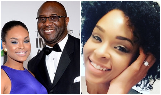 Congrats! Demetria McKinney Is (Finally) Engaged To Roger Bobb