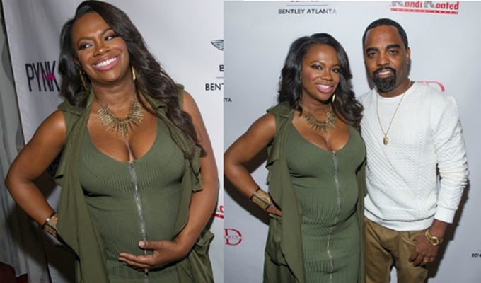 Congrats! Kandi Burruss and Todd Tucker Welcome Baby Boy