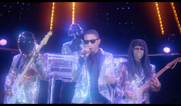 Daft Punk – Lose Youself To Dance ft. Pharrell Williams