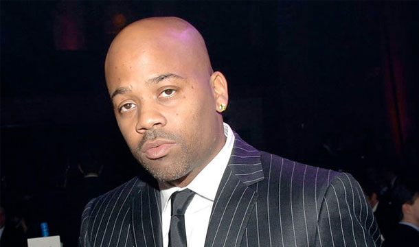 Damon Dash Suing To Retrieve Clothing and More From Evicted Home