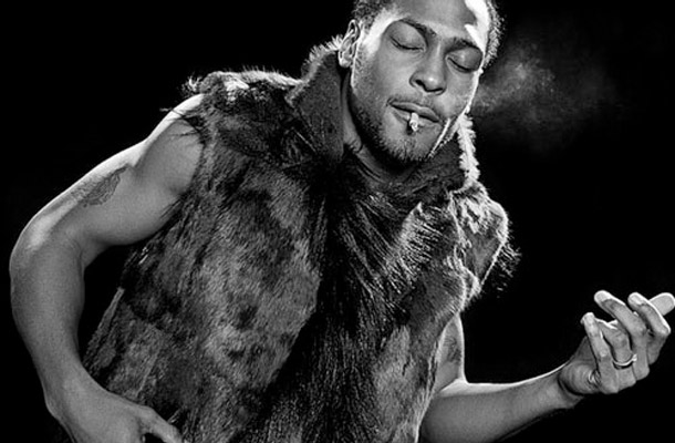 D'Angelo Hits Home Stretch on Recording New Album