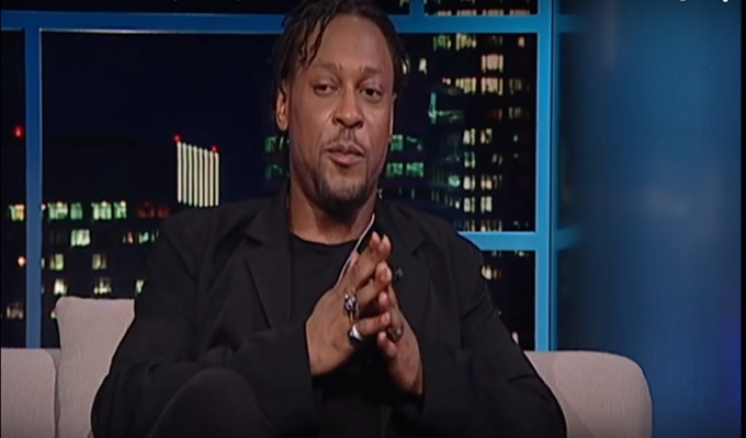 D'Angelo Visits 'The Tavis Smiley Show,' Reflects On Being A Sex Symbol (Video)