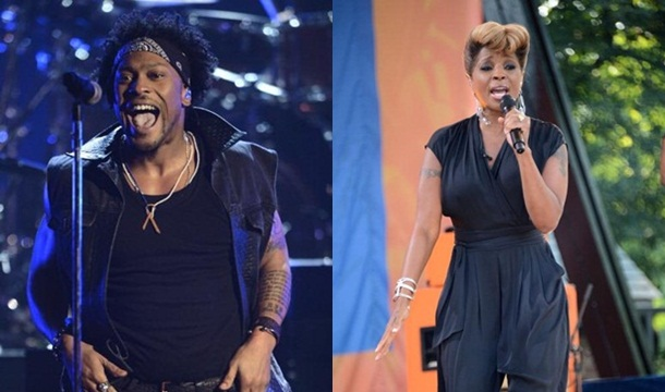 Mary J. Blige Confirms D'Angelo For Summer Tour