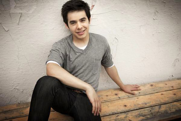 David Archuleta Readies 'The Other Side of Down'