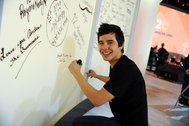 David Archuleta Shows His Youth on Sophomore Album
