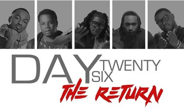 [Exclusive] Day26 Talks Working in Tough Situations, Being Their Own Machine, Plus New EP 'The Return'