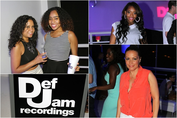 EXCLUSIVE: DefJam.com Relaunch Party (NYC)